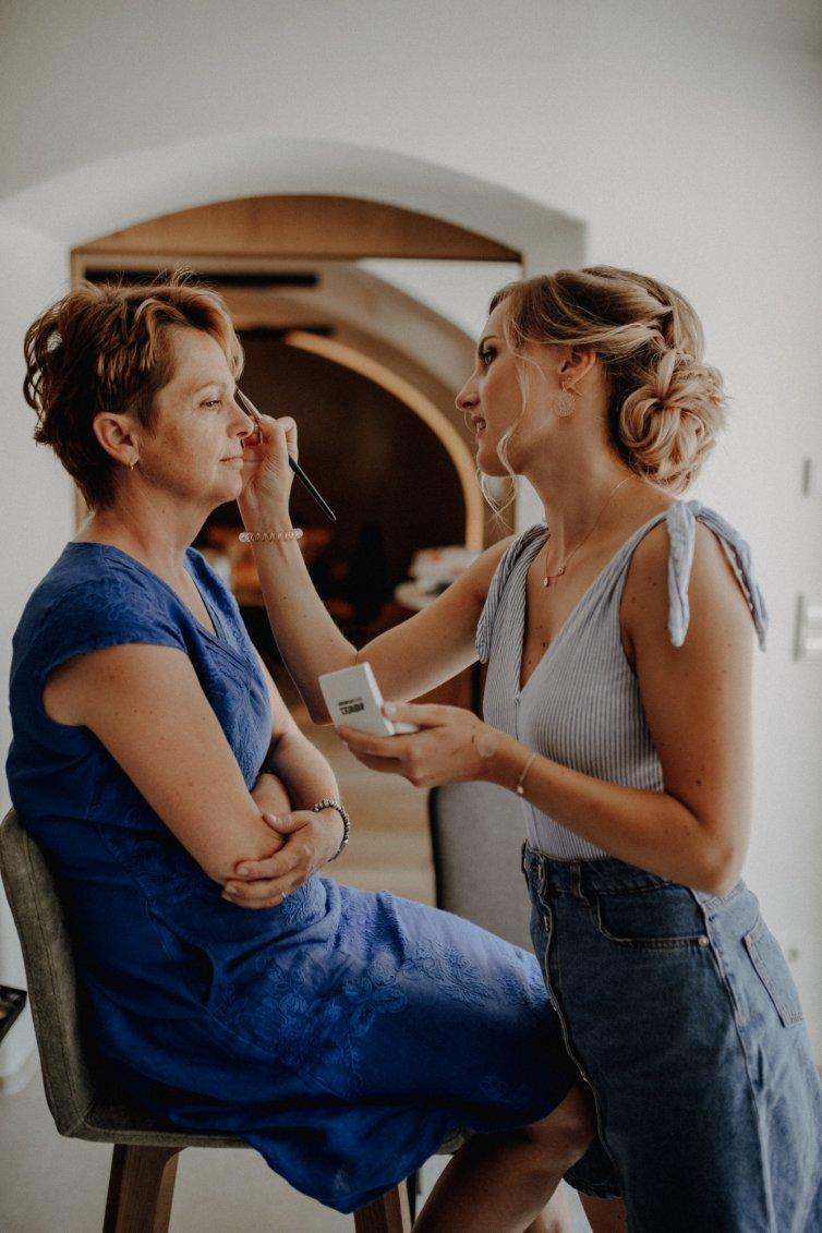 Das Makeup für den besonderen Anlass